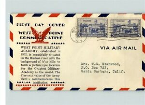 SET of 10 ARMY/ NAVY First Day covers, UNKNOWN cachet, 1936 & 1937 Very nice!
