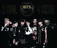 2 Cool 4 Skool / O!Rul8.2? - 3 DISC SET - Bts (2014, CD NEUF)