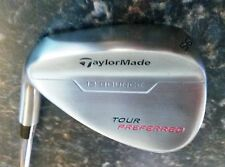 LEFT HANDED Taylormade Tour Preferred Wedge 56* (12*) W/DG S300 Shaft