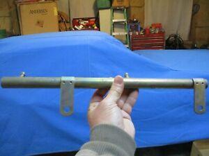 Ford Dual Quad low riser medium riser NOS fuel log Galaxie Fairlane Mercury orig