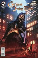 2014 GRIMM FAIRY TALES: HALLOWEEN SPECIAL ( COVER B ) ZENESCOPE NM