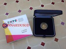 2 Euro CC BE Italie 2015 Belle Epreuve - Exposition de Milan