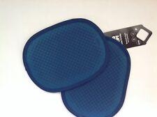 New OXO Good Grips Set of 2 Potholders Teal Blue