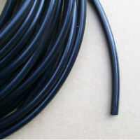 Black 4mm Air Line Aquarium/Fish Tank/Pond Air Pump PVC Hose Pipe Tube
