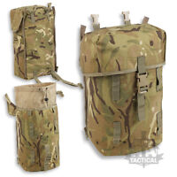 BRITISH ARMY MTP MULTICAM PLCE BERGEN SIDE POCKET WITH QUICK RELEASE CLIP PAIR