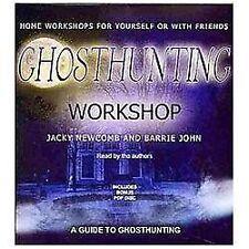 Ghosthunting Workshop by Barrie John (2013, CD, Unabridged)