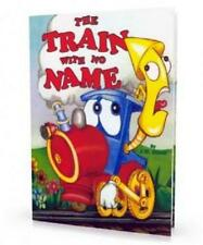 Personalized Children's Book - The Train With No Name