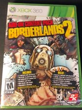 Borderlands 2 [ Add-On Content Pack ] (XBOX 360) NEW
