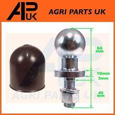 Cubierta de bola 50mm Universal Enganche De Remolque Caravana proteger Cap Remolque towball//7938