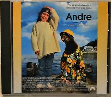 Andre Movie Film Soundtrack CD NICE Coasters Edsels Drifters Shelley Fabares R&B