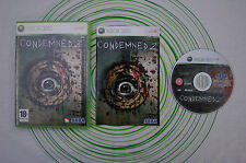 Condemned 2 xbox 360 pal