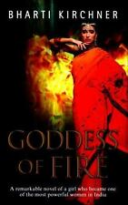 Goddess of Fire: A historical novel set in 17th century India-ExLibrary