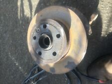 VW T4 TRANSPORTER 2.4D AAB 1991 DRIVERS SIDE RIGHT FRONT HUB ASSEMBLY