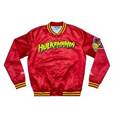 "Hulk Hogan ""Python Power"" Fanimation Chalk Line Jacket Size XL - Brand New"