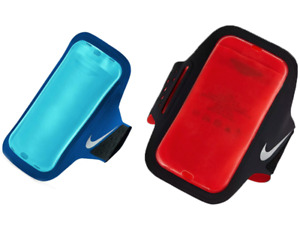 """NIKE Arm Band Smartphone Running Case- NEW- Ventilated sports armband- 6"""" phones"""