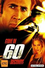 Gone In 60 Seconds (DVD, 2003)