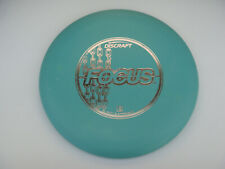 Discraft Disc Golf Pro-D Focus Putter Putt & Approach 164-166g Seafoam Green