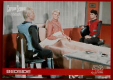 CAPTAIN SCARLET 50 YEARS - Card #22 - BEDSIDE - Unstoppable Cards 2017