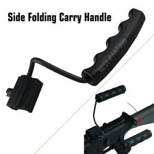 Flat Top Rail Mounted Side Folding Carry Handle For Weaver & Picatinny