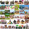 Feengarten Miniatur Haus Handwerk DIY Brunnen Mikro Landschaft Figur Dekor Paket