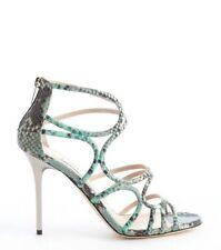 Jimmy Choo Women's Snakeskin Heels