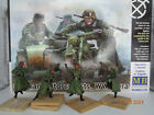 Master Box 35178 1/35 scale already built and hand-painted 4 figures