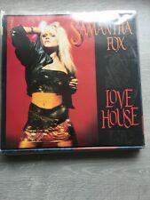 Samatha Fox-Love House 12 inch maxi single