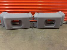 """Kenworth T800 Bumper End 19"""" left side New 2004 and 2009"""