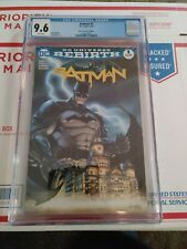 Batman 1 More Fun (S Williams) - CGC 9.6 White Pages