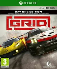 GRID: Day One Edition - Xbox One - Brand New & Sealed
