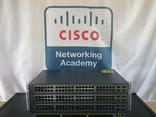 Cisco WS-C3750V2-48TS-S Switch IPServicesK9 15.0 48TS-E IOS 3750v2 3-YR WARRANTY