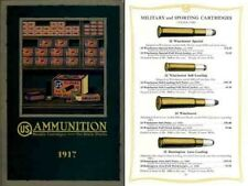 United States Cartridge Co. 1917 Catalog (color)