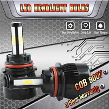 9007 HB5 LED Headlight Bulbs for Ford Focus 2005-2007 F150 F250 F350 Hi/Lo Beam