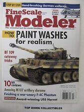 Fine Scale Modeler Magazine Oct. 2004 Kelly Quirk: Doolittle Raid Uss Hornet