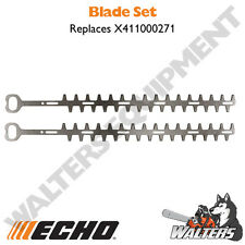 "Hedge Trimmer 20"" Blades 395-411 for Echo X411000271 | HC150, HC151, HC152"