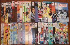 HARBINGER Valiant Comic Huge Lot Run 1992 Unity 0 4 7 8 9 10 11 13-41 Rai Solar