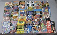 DC Justice League of America Lot of 31 Comic Book 26 30 32-44 46-52 54 55 69 70