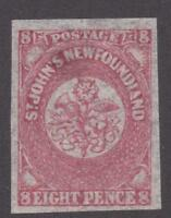 Newfoundland 1861 #22 Emblem - VF MNH