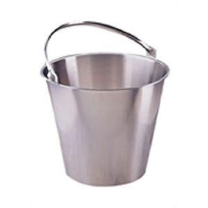Stainless Steel Bucket 12 Ltr