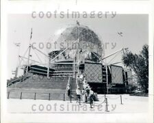 1986 Wire Photo Vancouver Expo 86 Worlds Fair