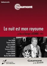 DVD La nuit est mon royaume Jean Gabin Gaumont NEUF sous cellophane