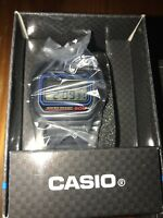 CASIO W59-1V Gents-Mens Digital Calendar Sports Black Plastic Strap Watch