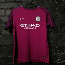 De Bruyne Manchester City Jersey Away shirt 2017 - 2018 Nike SIze Young XL