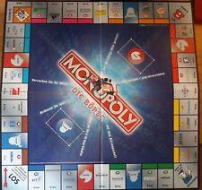 Parker Brothers Monopoly Gesellschaftsspiele aus Pappe