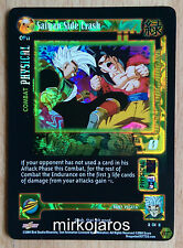 SAIYAN SIDE CRASH [Light Play] OP11 Baby Promo Dragon Ball Z Ccg Tcg Dbgt Score