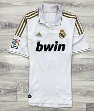 REAL MADRID 2011 2012 #5 SAHIN Home Football Shirt Adidas Jersey Medium (11/12)