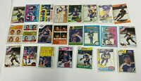 1970 & 1980 Marcel Dionne OPC O-PEE-CHEE 23 Card Lot No Doubles Kings Red Wings