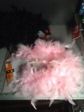 40g Feather Tinsel Boa Metallic Flapper Halloween Costume Accessory 5 COLORS
