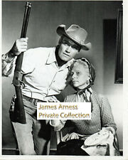 James Arness Gunsmoke Marshal Dillon Chuck Connors The RIfleman Photo #1