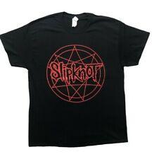 SLIPKNOT RITUAL STAR TSHIRT HEAVY METAL ROCK BAND NEW SHORT SLEEVE